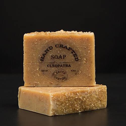 Cleopatra Handcrafted Soap