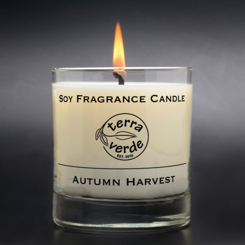 Autumn Harvest 8oz Soy Candle