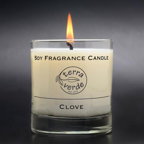 Clove 8oz Soy Candles