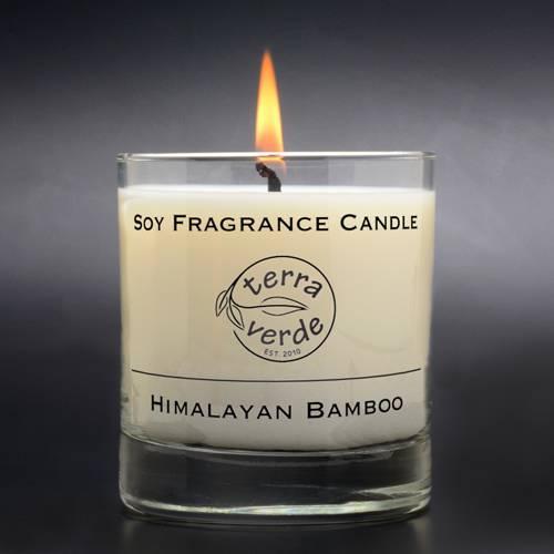 Himalayan Bamboo 8oz Soy Candle