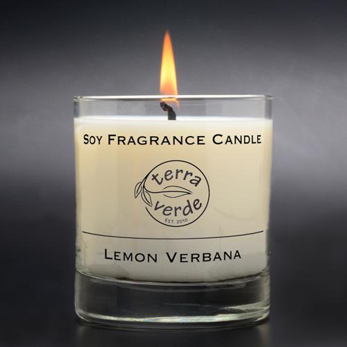 Lemon Verbana 8oz Soy Candle