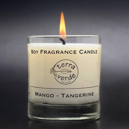 Mango - Tangerine 8oz Soy Candle