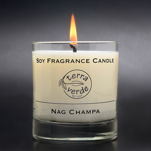 Nag Champa 8oz Soy Candle