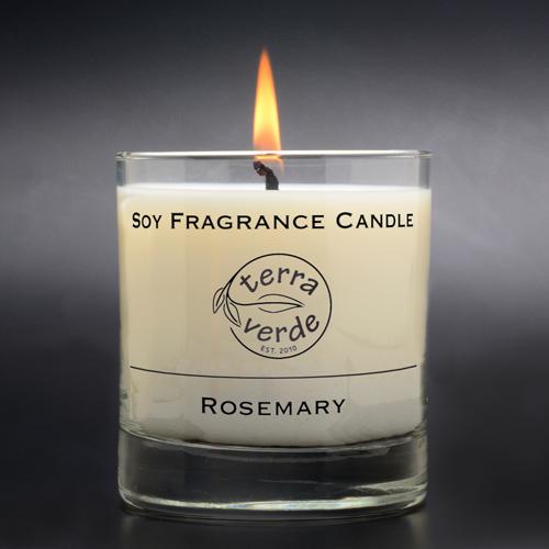 Rosemary 8oz Soy Candle