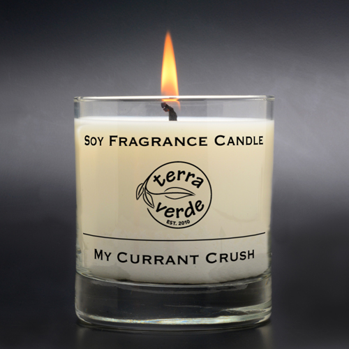 My Currant Crush 8oz Soy Candle