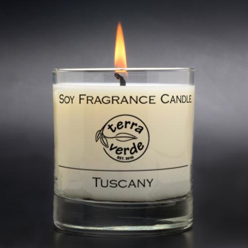 Tuscany 8oz Soy Candle