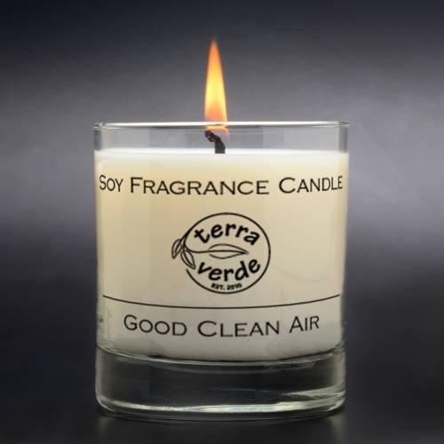Good Clean Air 8oz Soy Candle