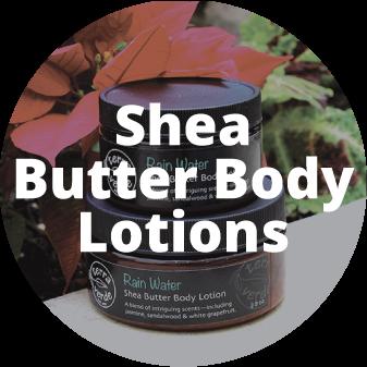 Shea Butter Body Button